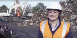 Metals recycling - Hayley Mellor