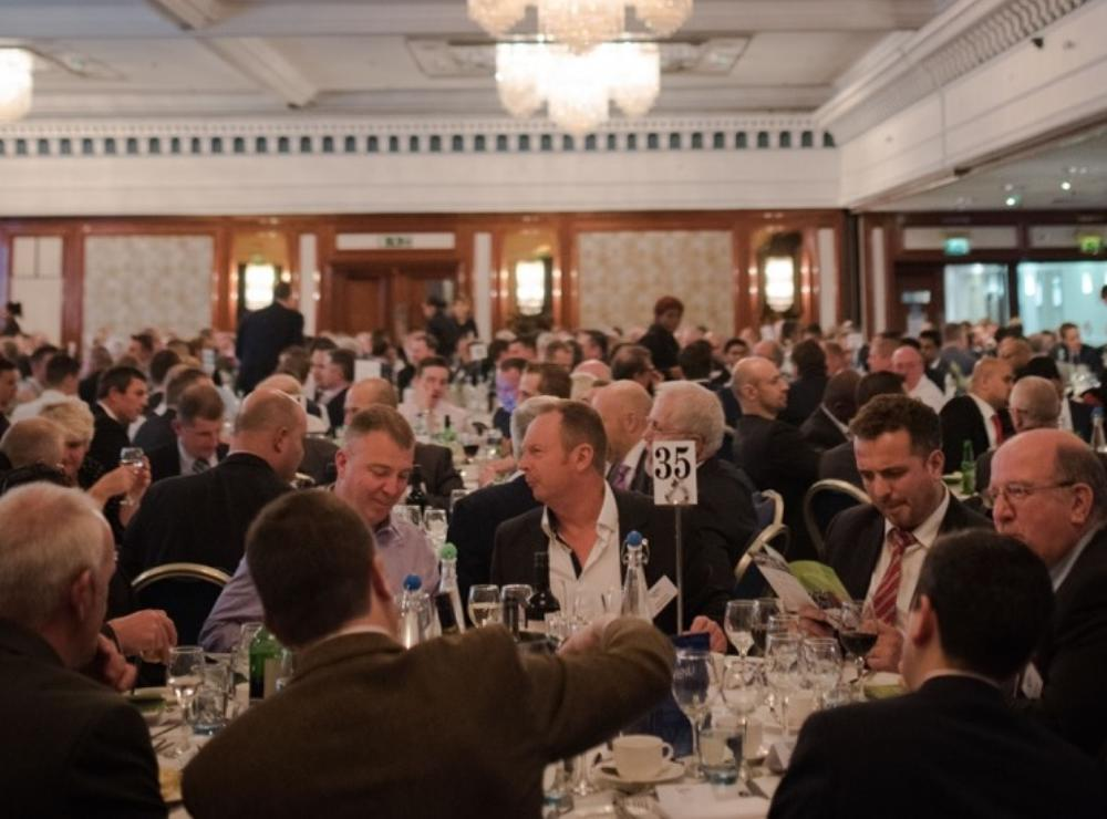 The 2016 Bmra Annual Dinner Was Attended By Over 350 Members All Keen To Network With Colleagues Say Hello To Old Friends And Pay Homage To Well Known