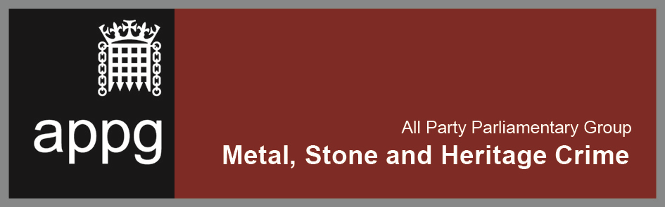 All Party Parliamentary Group for Metal, Stone and Heritage Crime